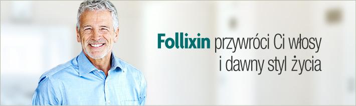 Follixin - tabletki na porost włosów