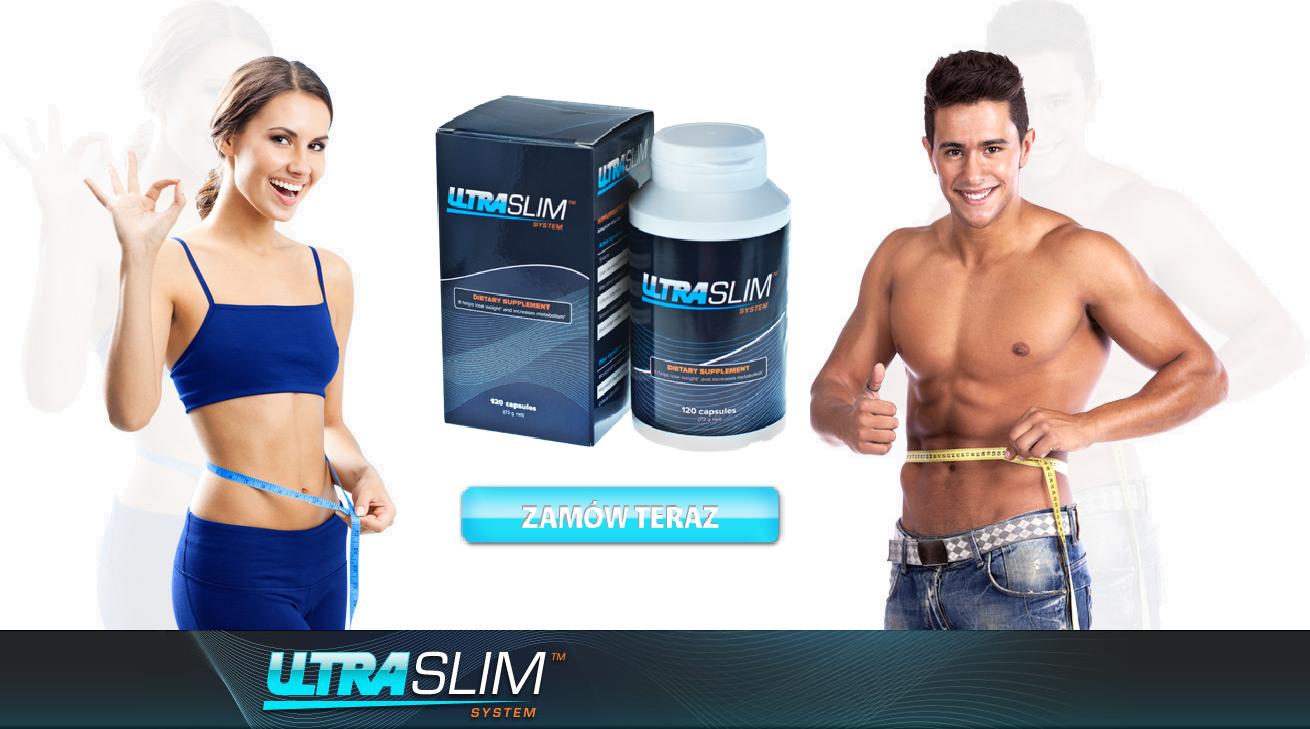 Ultra Slim - tabletki na odchudzanie