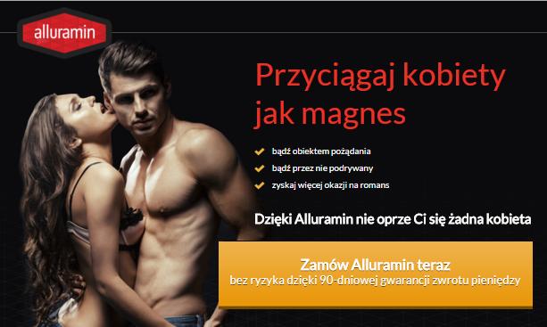 Alluramin – feromony dla mężczyzn