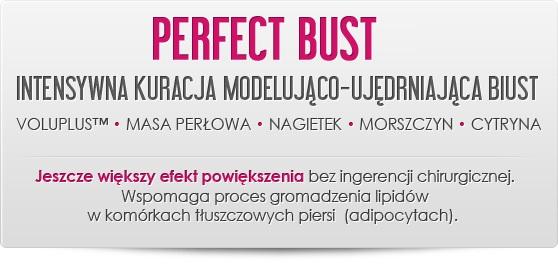 Perfect Bust - tabletki na powiększanie piersi