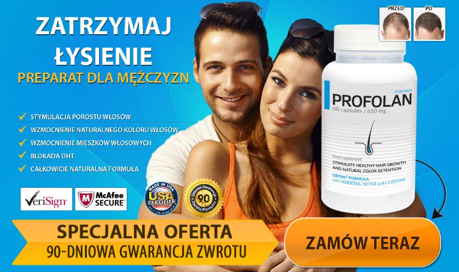 Profolan – tabletki na porost włosów