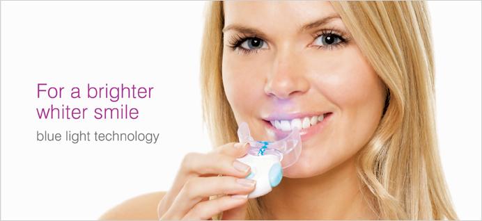 Rio Blue Light Teeth Whitening – wybielanie zębów