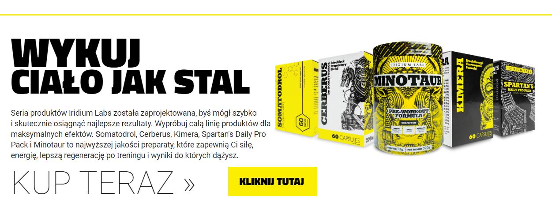 Spartan's Daily Pro Pack – tabletki z witaminami