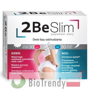 BioTrendy - 2Be Slim PL - tabletki na odchudzanie - tabletki odchudzajace