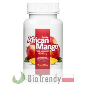 BioTrendy - African Mango PL - tabletki na odchudzanie - tabletki odchudzajace