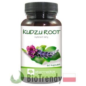 BioTrendy - Alter Medica Kudzu Root PL - tabletki na rzucenie palenia – tabletki pomajacace rzucic palenie