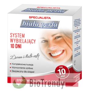 BioTrendy - Biała Perła Plus System 10 Dni PL - wybielanie zebow - snieznobialy usmiech