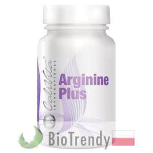 BioTrendy - CaliVita Arginine Plus PL - tabletki na regeneracje miesni - regeneracja tkanki miesniowej