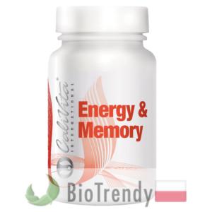 BioTrendy - CaliVita Energy & Memory PL - tabletki na koncentracje – tabletki na pamiec