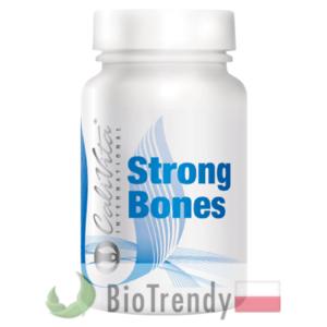 BioTrendy - CaliVita Strong Bones PL - tabletki wzmacniajace kosci - tabletki wzmacniajace uklad kostny
