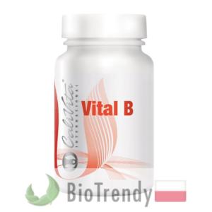 BioTrendy - CaliVita Vital B PL - tabletki na serce – tabletki na uklad krazenia