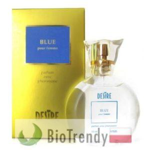 BioTrendy - Desire Blue Women PL - feromony dla kobiet – damskie feromony