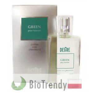BioTrendy - Desire Green Men PL - feromony dla mezczyzn – meskie feromony
