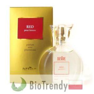 BioTrendy - Desire Red Women PL - feromony dla kobiet – damskie feromony