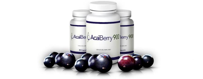 AcaiBerry 900 - tabletki na odchudzanie