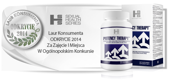 Potency Therapy - tabletki na erekcję