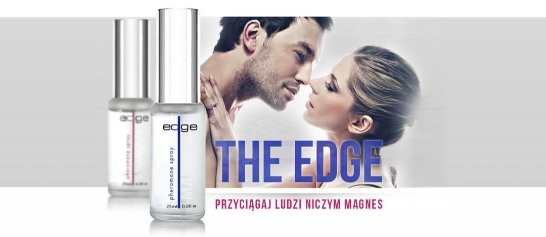 The Edge Woman – perfumowane feromony dla kobiet