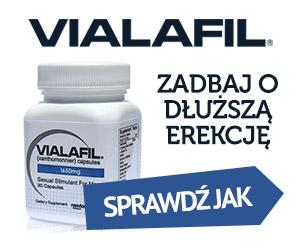 Vialafil - tabletki na potencje
