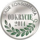 BioTrendy - Laur konsumenta odkrycie 2014