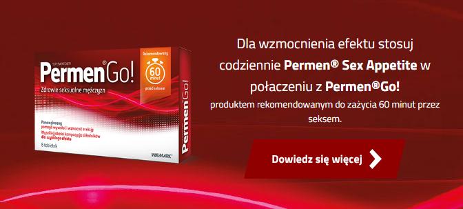 Permen Go! - tabletki na erekcję