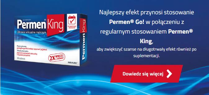 Permen King – tabletki na potencję