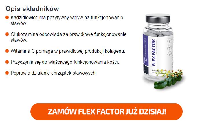 Flex Factor Prosper Labs - tabletki na stawy