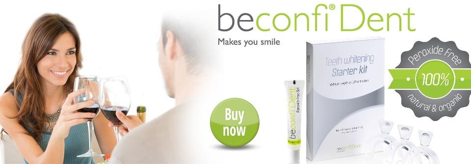 BeConfident Teeth Whitening - wybielanie zębów