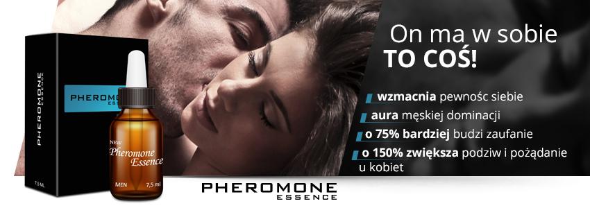 Pheromone Essence - bezwonne feromony męskie