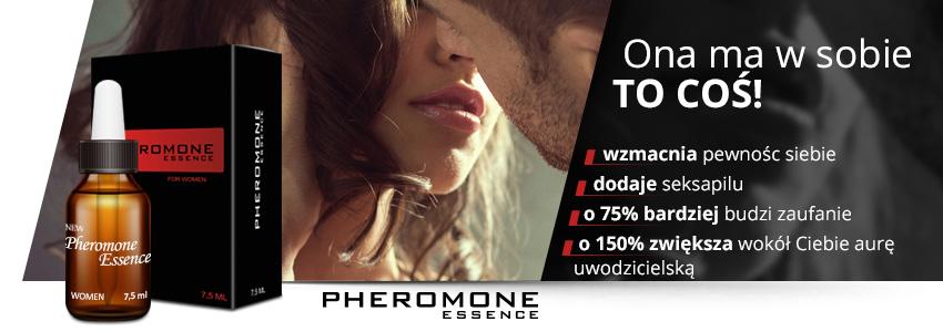 Pheromone Essence - bezwonne feromony dla kobiet
