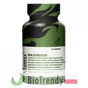 BioTredny - Viamax Maximizer PL - tabletki na powiększanie penisa - sposoby na powiększenie penisa