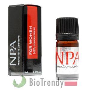 BioTrend - NPA for Women PL - feromony dla kobiet – damskie feromony