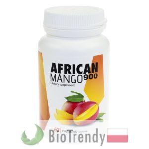 BioTrendy - African Mango 900 PL - tabletki na odchudzanie - tabletki odchudzajace