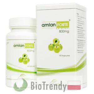 BioTrendy - Amlan Forte Vital Progres PL - tabletki na odchudzanie - tabletki odchudzajace