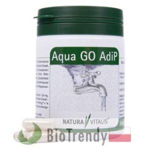 BioTrendy - Aqua GO AdiP PL - tabletki na oczyszczanie organizmu - oczyszczanie organizmu z toksyn