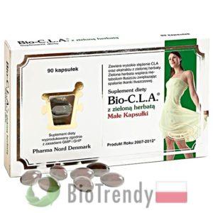 BioTrendy - Bio-C.L.A. z zieloną herbatą PL - tabletki na odchudzanie - tabletki odchudzajace