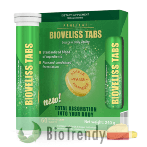 BioTrendy - Bioveliss Tabs PL - tabletki na odchudzanie - tabletki odchudzajace