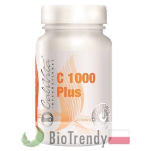 BioTrendy - CaliVita C-1000 Plus PL - tabletki z witaminami – tabletki z mineralami