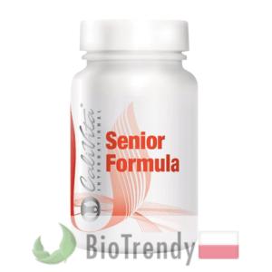 BioTrendy - CaliVita Senior Formula PL - tabletki na koncentracje – tabletki na pamiec
