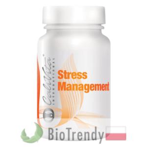 BioTrendy - CaliVita Stress Management B-Comp PL - tabletki na uspokojenie – tabletki na stress