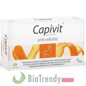BioTrendy - Capivit anti-cellulite PL - tabletki na cellulit - cellulit jak sie pozbyc