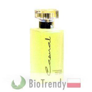 BioTrendy - Casual Green PL - feromony dla mezczyzn – meskie feromony