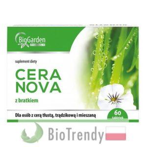 BioTrendy - CeraNova PL - tabletki na tradzik - tabletki na pryszcze