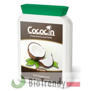 BioTrendy - Cococin Freeze Dried Coconut Water PL - tabletki na oczyszczanie organizmu - oczyszczanie organizmu z toksyn