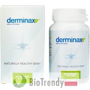 BioTrendy - Derminax PL - tabletki na tradzik - tabletki na pryszcze