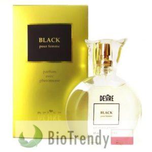 BioTrendy - Desire Black Women PL - feromony dla kobiet – damskie feromony