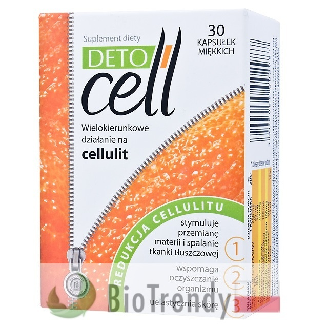 Tabletki na cellulit - cellulit jak sie pozbyc