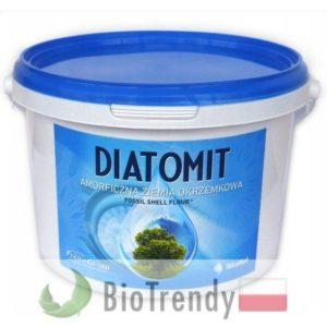 BioTrendy - Diatomit ziemia okrzemkowa PL - tabletki na oczyszczanie organizmu - oczyszczanie organizmu z toksyn