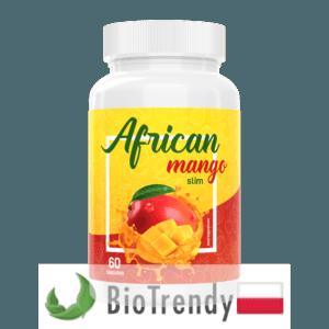 BioTrendy - African Mango Slim PL - tabletki na odchudzanie - tabletki odchudzajace