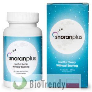 BioTrendy - Snoran Plus PL - tabletki na chrapanie – srodki przeciw chrapaniu