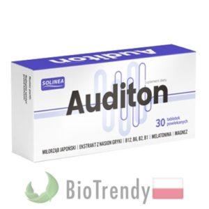 BioTrendy - Auditon PL - tabletki na słuch - tabletki na szumy uszne